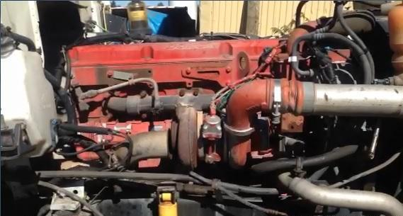 2006 Model ISX 435ST Cummins Engine