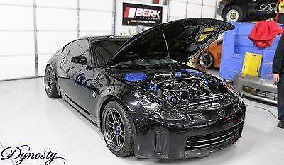 2006 nissan 350z 704 whp twin turbo for sale in mineral. Black Bedroom Furniture Sets. Home Design Ideas