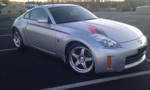 2006 nissan 350z nismo clean carfax excellent condition. Black Bedroom Furniture Sets. Home Design Ideas