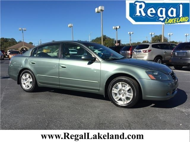 2006 Nissan Altima 2.5 S 2.5 S 4dr Sedan w/Manual