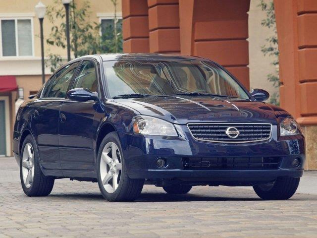 2006 Nissan Altima 2.5 S 2.5 S 4dr Sedan w/Manual
