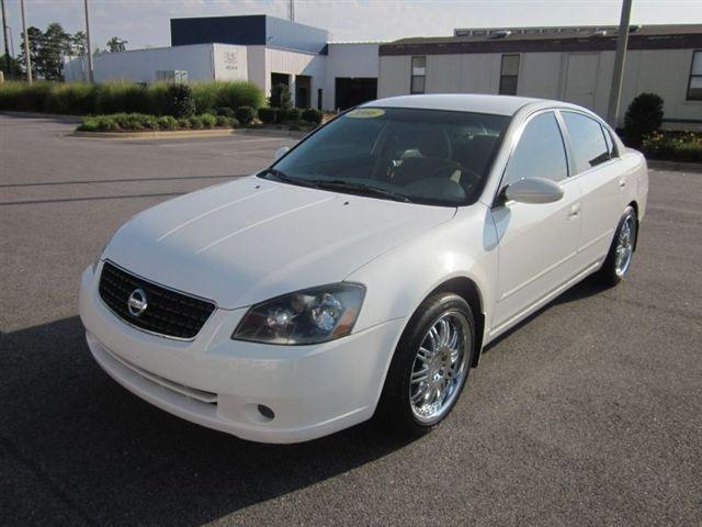 2006 nissan altima 2 5 s for sale in auburn alabama classified. Black Bedroom Furniture Sets. Home Design Ideas