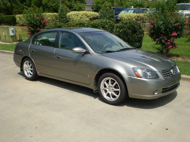 2006 nissan altima 2 5 s for sale in smithfield north carolina classified. Black Bedroom Furniture Sets. Home Design Ideas