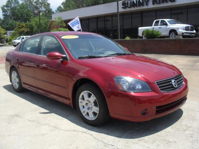 2006 nissan altima 2 5 s for sale in anniston alabama classified. Black Bedroom Furniture Sets. Home Design Ideas