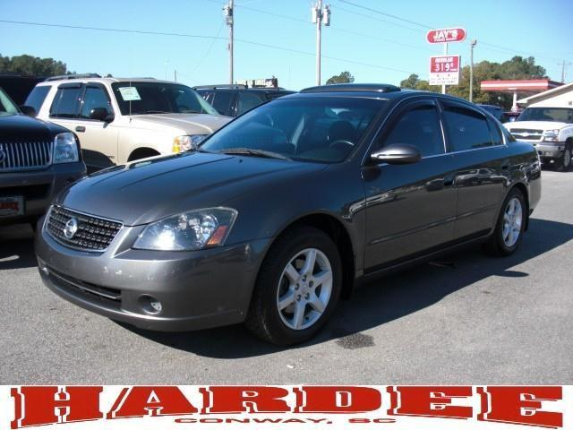 2006 nissan altima 2 5 s for sale in conway south carolina classified. Black Bedroom Furniture Sets. Home Design Ideas