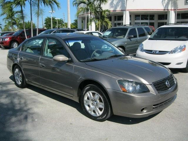 2006 nissan altima 2 5 s for sale in lake park florida classified. Black Bedroom Furniture Sets. Home Design Ideas