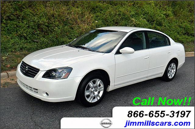 2006 nissan altima 2 5 s for sale in ridgeway virginia classified. Black Bedroom Furniture Sets. Home Design Ideas