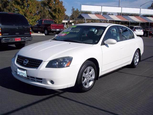 2006 nissan altima 2 5 s for sale in yuba city california classified. Black Bedroom Furniture Sets. Home Design Ideas