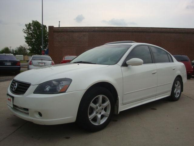 2006 nissan altima 2 5 sl for sale in skiatook oklahoma classified. Black Bedroom Furniture Sets. Home Design Ideas
