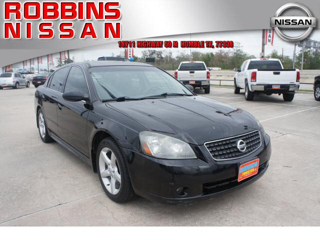 2006 nissan altima 3 5 se for sale in humble texas classified. Black Bedroom Furniture Sets. Home Design Ideas