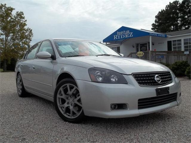 2006 nissan altima 3 5 se r for sale in zebulon north. Black Bedroom Furniture Sets. Home Design Ideas