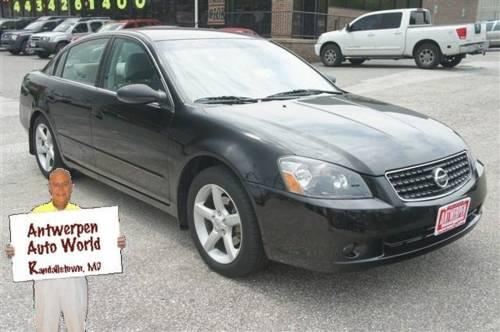 2006 Nissan Altima 4dr Car 3.5 SE