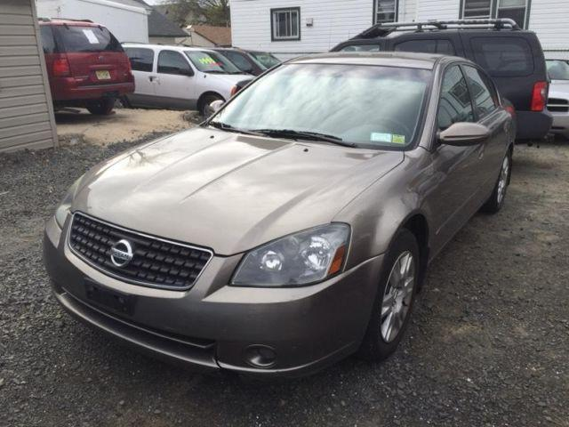 2006 nissan altima for sale in elizabeth new jersey classified. Black Bedroom Furniture Sets. Home Design Ideas