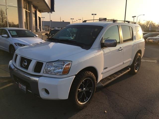 2006 nissan armada le le 4dr suv 4wd for sale in salt lake city utah classified. Black Bedroom Furniture Sets. Home Design Ideas