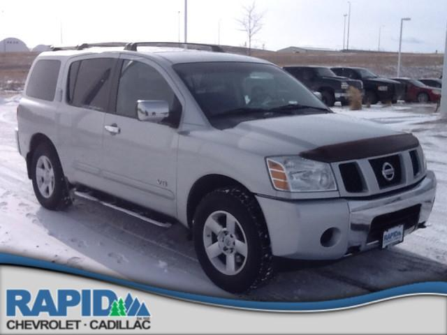 2006 nissan armada le le 4dr suv 4wd for sale in jolly acres south dakota classified. Black Bedroom Furniture Sets. Home Design Ideas