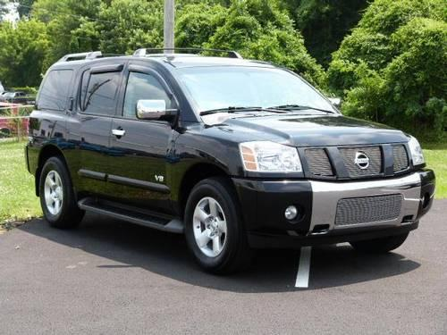 2006 nissan armada suv se for sale in fairless hills pennsylvania classified. Black Bedroom Furniture Sets. Home Design Ideas