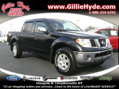 2006 Nissan Frontier Crew Cab 4x4 Nismo Off Road 4x4 For