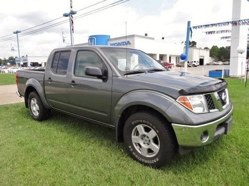 2006 nissan frontier crew cab pickup se for sale in oak grove alabama classified. Black Bedroom Furniture Sets. Home Design Ideas