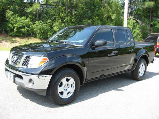 2006 nissan frontier se for sale in tallahassee florida. Black Bedroom Furniture Sets. Home Design Ideas