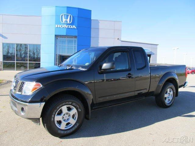 2006 nissan frontier se for sale in uniontown. Black Bedroom Furniture Sets. Home Design Ideas