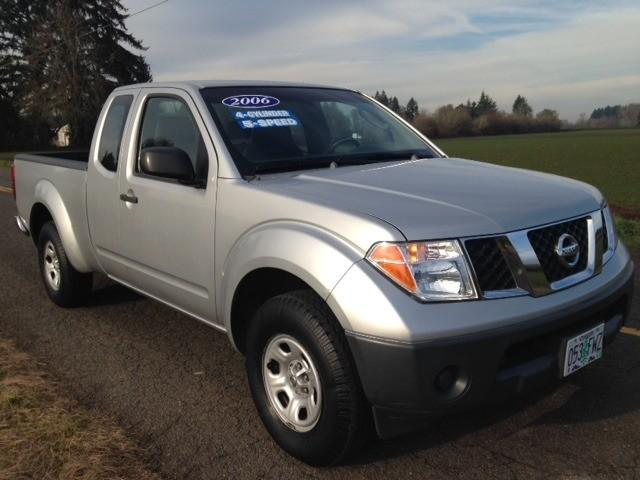 2006 nissan frontier xe king cab i4 5 speed 2wd for sale in salem oregon classified. Black Bedroom Furniture Sets. Home Design Ideas