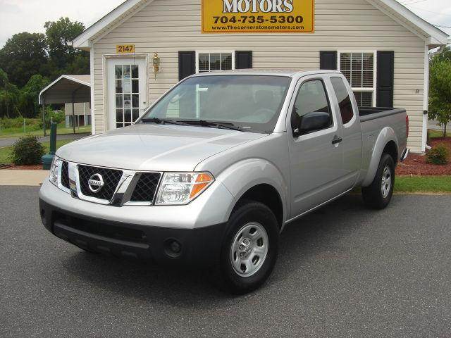 2006 nissan frontier xe for sale in lincolnton north. Black Bedroom Furniture Sets. Home Design Ideas