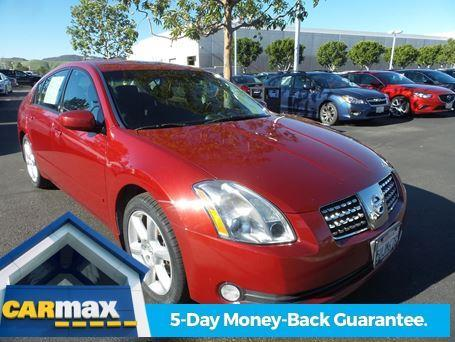 2006 Nissan Maxima 3.5 SE 3.5 SE 4dr Sedan w/Manual