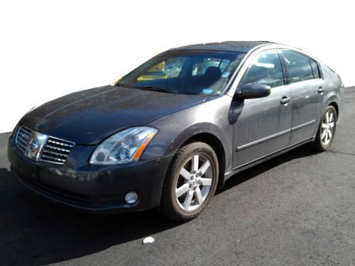 2006 nissan maxima 3 5 sl for sale in middlebury. Black Bedroom Furniture Sets. Home Design Ideas
