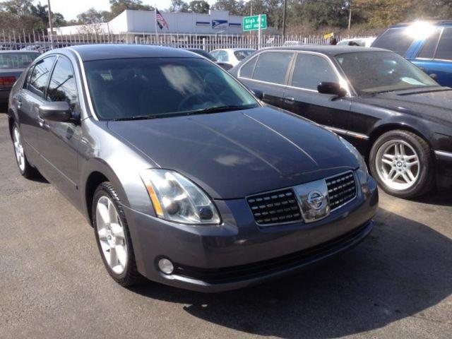 2006 nissan maxima exellent problem for sale in tampa. Black Bedroom Furniture Sets. Home Design Ideas