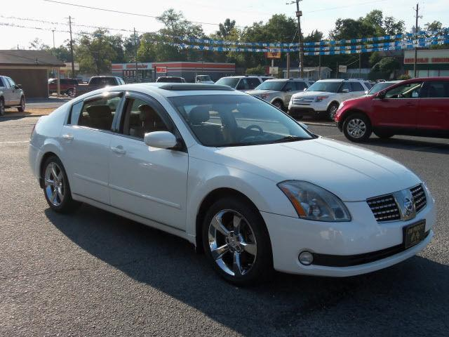 2006 nissan maxima se for sale in talladega alabama. Black Bedroom Furniture Sets. Home Design Ideas