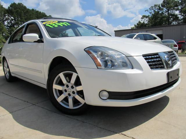 2006 nissan maxima sl for sale in florence mississippi classified. Black Bedroom Furniture Sets. Home Design Ideas