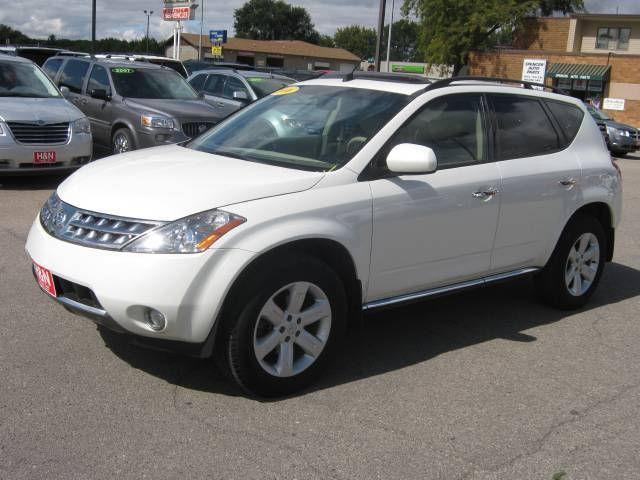 2006 nissan murano sl for sale in spencer iowa classified. Black Bedroom Furniture Sets. Home Design Ideas