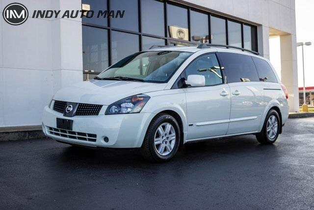 2006 nissan quest 3 5 sl 3 5 sl 4dr mini van for sale in indianapolis indiana classified. Black Bedroom Furniture Sets. Home Design Ideas