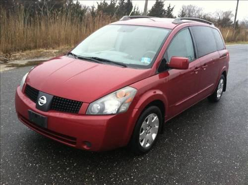 2006 nissan quest s for sale in bayville new jersey classified. Black Bedroom Furniture Sets. Home Design Ideas