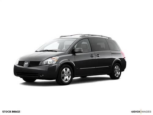 2006 nissan quest van for sale in spartanburg south carolina classified. Black Bedroom Furniture Sets. Home Design Ideas