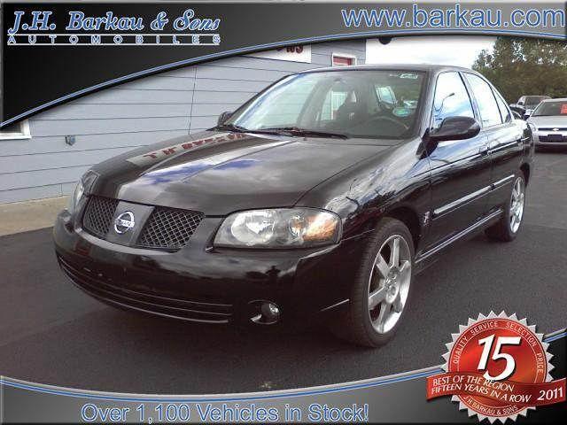 2006 Nissan Sentra SE-R Spec V for Sale in Cedarville, Illinois ...