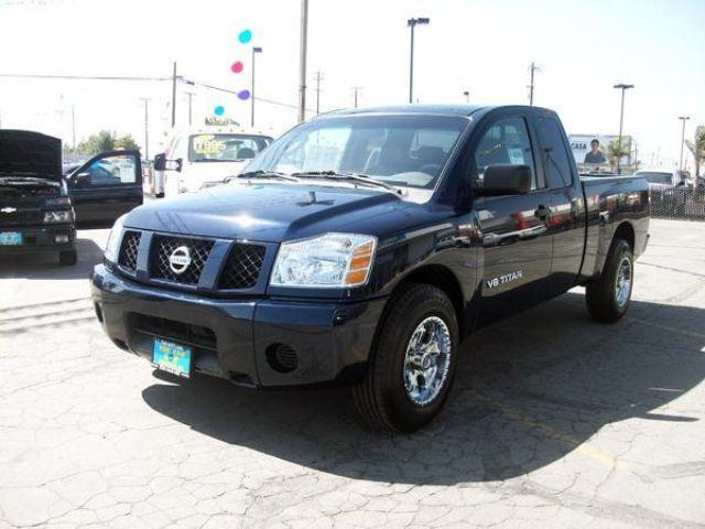 2006 nissan titan for sale in hollister california classified. Black Bedroom Furniture Sets. Home Design Ideas