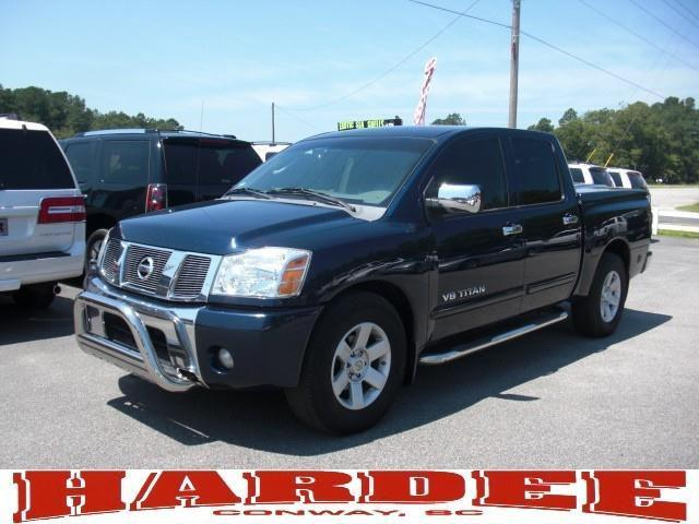 2006 nissan titan xe for sale in conway south carolina classified. Black Bedroom Furniture Sets. Home Design Ideas