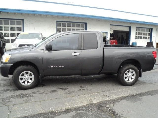 2006 nissan titan xe for sale in eureka california classified. Black Bedroom Furniture Sets. Home Design Ideas