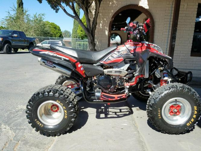 2006 POLARIS PREDATOR - BIG BORE 560CC