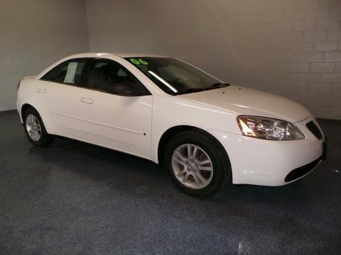 2006 pontiac g6 4 door sedan for sale in bismarck north dakota classified. Black Bedroom Furniture Sets. Home Design Ideas