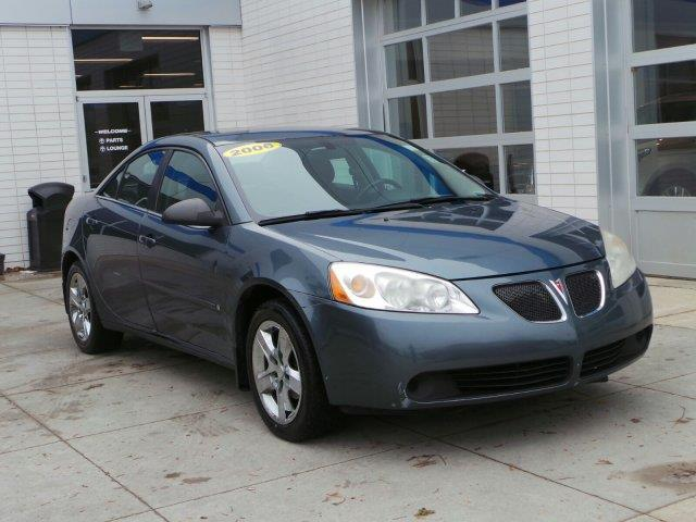 2006 Pontiac G6 Base 4dr Sedan w/I4