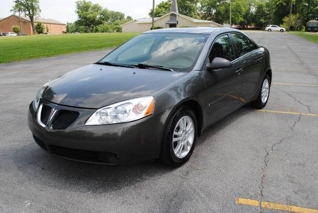 2006 pontiac g6 base for sale in hendersonville tennessee classified. Black Bedroom Furniture Sets. Home Design Ideas