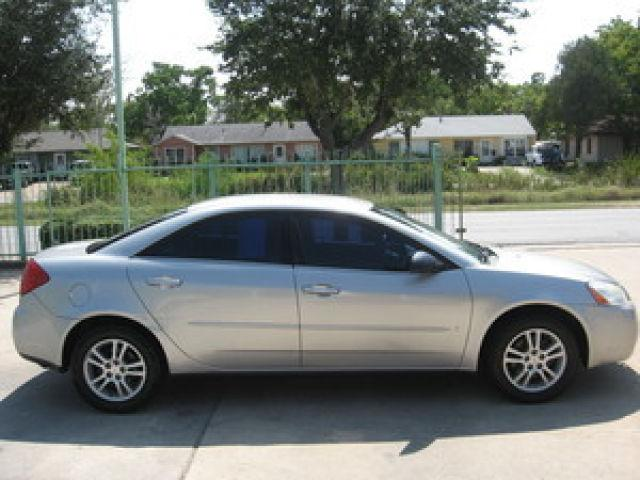 2006 pontiac g6 base for sale in houston texas classified. Black Bedroom Furniture Sets. Home Design Ideas
