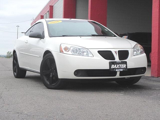 2006 pontiac g6 car 2dr cpe gtp for sale in omaha. Black Bedroom Furniture Sets. Home Design Ideas