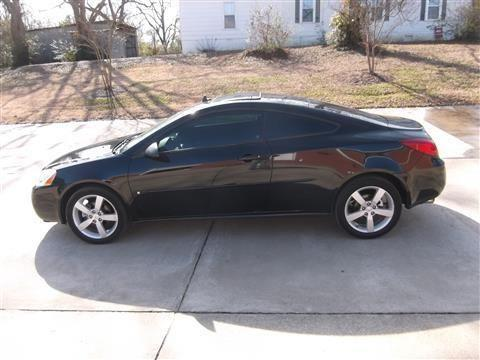 2006 pontiac g6 coupe gtp coupe 2d for sale in byhalia. Black Bedroom Furniture Sets. Home Design Ideas