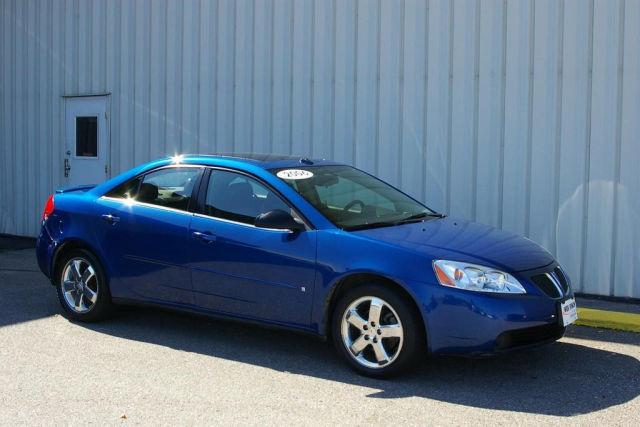 2006 pontiac g6 gt for sale in grinnell iowa classified. Black Bedroom Furniture Sets. Home Design Ideas