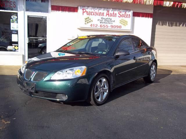 2006 pontiac g6 gt for sale in pleasant hills pennsylvania classified. Black Bedroom Furniture Sets. Home Design Ideas