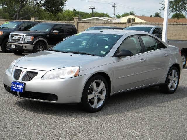 2006 pontiac g6 gtp for sale in kingsville texas. Black Bedroom Furniture Sets. Home Design Ideas