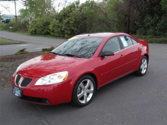 2006 pontiac g6 gtp for sale in mcminnville oregon classified. Black Bedroom Furniture Sets. Home Design Ideas